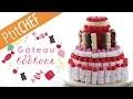 Recette Gâteau bonbons, Ptitchef.com, Pas à pas, Stop Motion