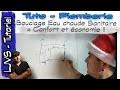Tuto Plomberie 2 - Le bouclage d'eau chaude sanitaire, confort et économie - FR - LJVS