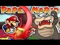 NOTRE PREMIER BOSS BATTLE ! | Paper Mario Color Splash FR #16