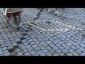 Comment poser des Pavés en Granit