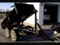 Remorque basculante quad