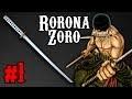 RORONOA ZORO (partie 1-3) ONE PIECE - EPEE (cosplay) TUTO FR