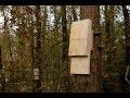 Fabriquer un nichoir pour la chauve souris en 10 min #permaculture