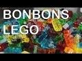 Comment Fabriquer des Bonbons LEGO!