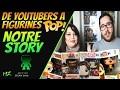 CUSTOM FUNKO POP | NOTRE STORY: DES YOUTUBEURS EN POP!
