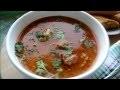 chorba frik jari soupe algerienne / recette de ramadan de la cuisine algerienne par Soulef