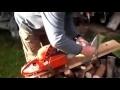 Astuce : Couper le Bois de Chauffage à Grande Vitesse
