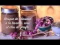 Choumicha : Masque de Ghassoul  à la lavande, rose  et clou de girofle