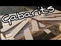 Gabarits Banc / Table