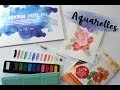 Aquarelles made in Action