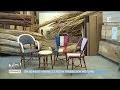 Maison Gatti : mobilier en rotin Made in France
