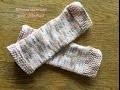 Tuto tricot facile mitaine pour débutants