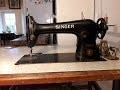 Machine à coudre industrielle SINGER 31K15 en vente - Ittybitsy