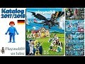 Playmobil   - Catalogue 2017 /2018- Allemand - Août 2017 Janvier 2018