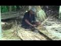 Construire une maison en bambou