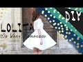 "Première vidéo : DIY Robe ""Lolita"" de Wear Lemonade"
