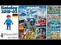 Catalogue 2018 Playmobil - Allemand - Aout à décembre 2018
