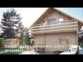 Comment construire votre chalet en bois Langon 66mm | Chaletdejardin.fr pineca group