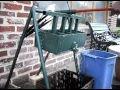 Presse à briquettes