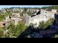 Balazuc (Ardèche), un des plus beaux villages de France HD