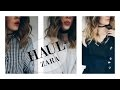 MAGASINAGE ZARA - TRY ON