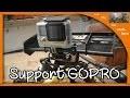 TUTO - Faire Un Support De Caméra GOPRO Pour Voiture RC