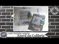 """Vidéo-Tuto """"Carte Pochette Animée - Envol de Colibris"""" par Coul'Heure Papier"""