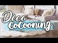 7 INDISPENSABLES DÉCO COCOONING ☕