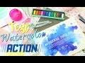 TEST l'aquarelle d'Action - CréativeAddict -