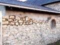 monter un mur de pierre