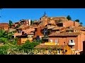Roussillon, le pays des ocres - Roussillon, country of ochers