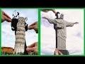 UN MONUMENT + UN BOUT DE PAPIER = UN SUPERBE DÉTOURNEMENT