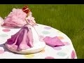 Faire un Gâteau Princesse