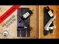 Fabrication d'un support pour bouteille de vin en palette - version courte!