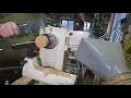 TUTO réalisation de roues pour jouets/véhicules en bois (TOURNAGE)