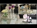 HOME TOUR 2018: COMMENT DÉCORER TABLE BASSE | COFFEE TABLE DECOR IDEAS