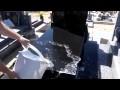 Le Plus Bel Hommage : exemple de nettoyage de tombe