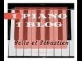 #5# Belle et Sebastien au piano