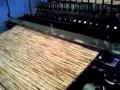 Ets Combe - Maillane - fabrication de paillassons de roseaux de Camargue