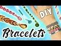 DIY BRACELETS TRESSÉS DEBUTANTS