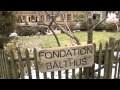 Maison du peintre Balthus | Fondation Balthus - Rossinière, Suisse
