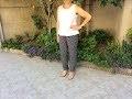 Madalena Couture Coudre Un Pantalon Avec ELASTIQUE