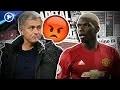 Le gros coup de pression de Mourinho à Pogba | Revue de presse