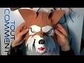 Faire un masque de Loup