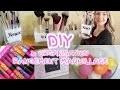 DIY & ORGANISATION | Rangement maquillage