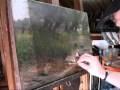 Comment nettoyer un tableau - l'Accro des Toiles (13)