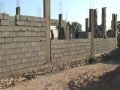 maison en construction pres d'essaouira