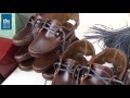 Fabrication des Chaussures Bateau - Modèle Phenis