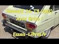 LA RENAULT 16 TS 1970 DE BRICE (Episode 2)