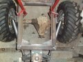 Construction d'un tracteur artisanal #1
